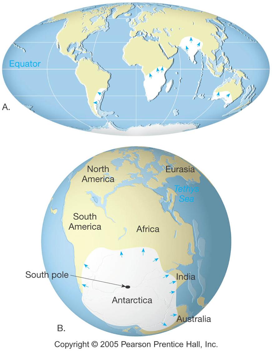 Resultado de imagen de australia continental displacement