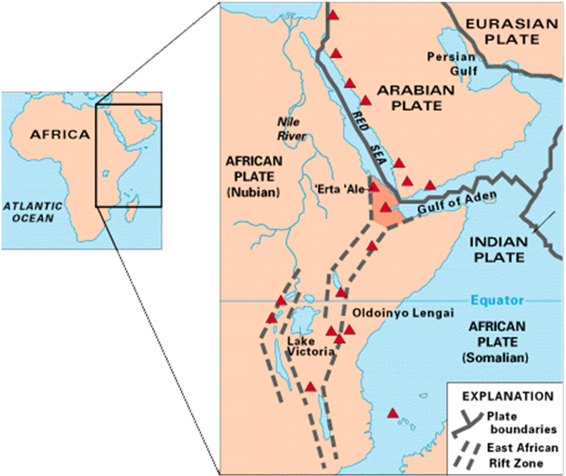 The geophile pages lessons natural disasters divergent plate boundaries sciox Images